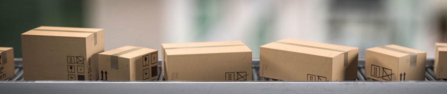 Verpackung / Versand
